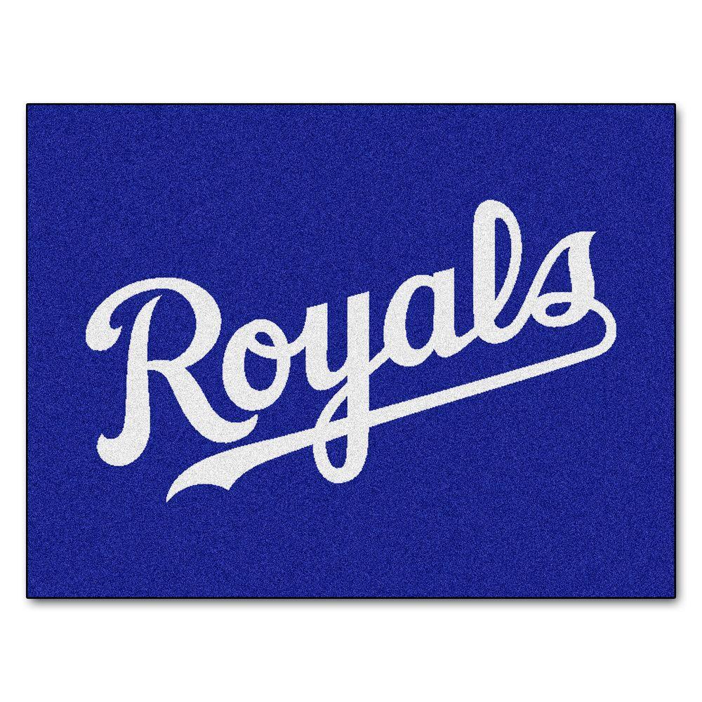 Kansas City Royals 3 ft. x 4 ft. All-Star Rug