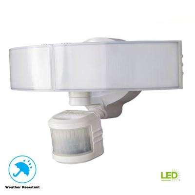 270 Degree White LED Bluetooth Motion Outdoor Security Light