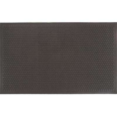 34 in. x 55 in. Rubber Commercial Door Mat