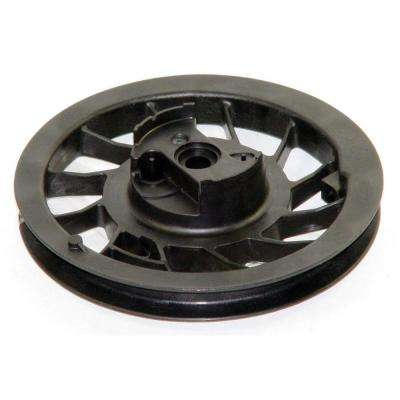Recoil Pulley with Spring