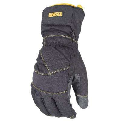 Cold Weather 100g Insulation Performance Work Glove - XXL
