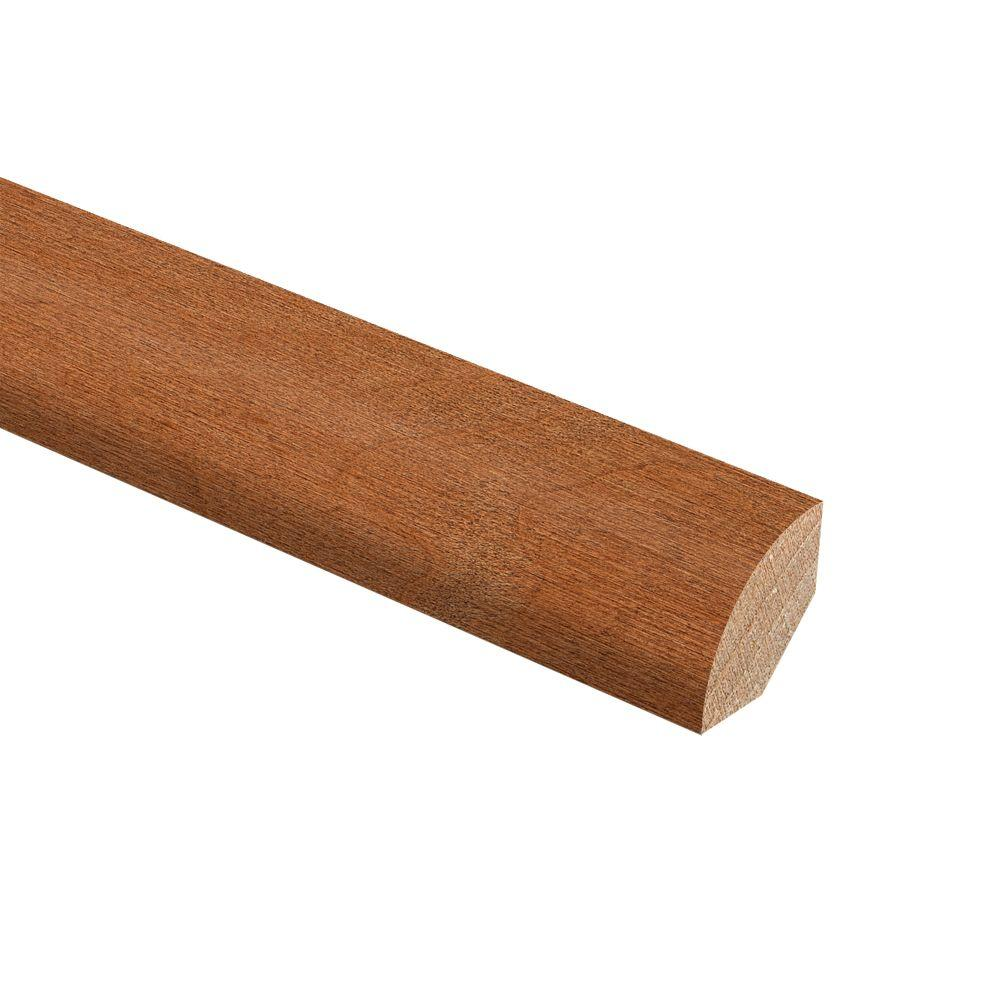 Zamma Timber Trail Maple 3/4 in. Thick x 3/4 in. Wide x 94 in. Length Hardwood Quarter Round Molding