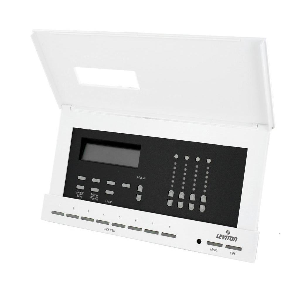 20 Amp 230-Volt Dimensions Lighting Controller for Luma-Net System 4-Control
