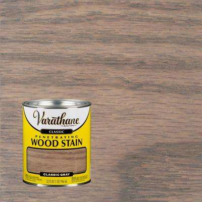 1 qt. Gray Classic Wood Interior Stain