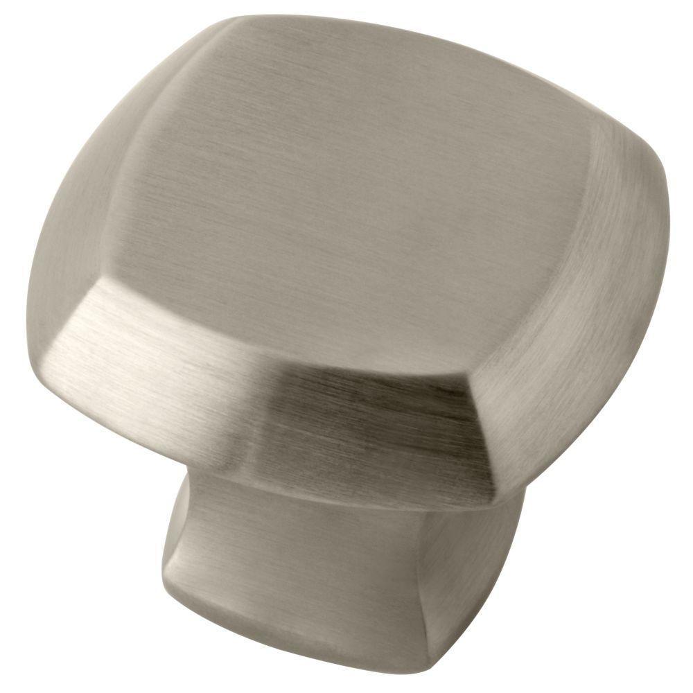 Delta Mandara Knob for Pivot Shower Door in Nickel