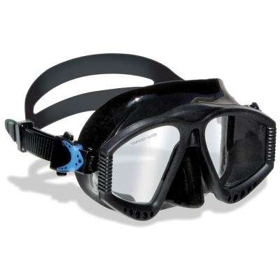 DiveSite St. Marteen Assorted Colors Youth/Adult Dive Mask