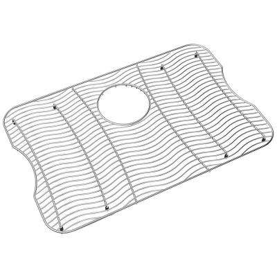 Lustertone Kitchen Sink Bottom Grid - Fits Bowl Size 24 in. x 16 in.