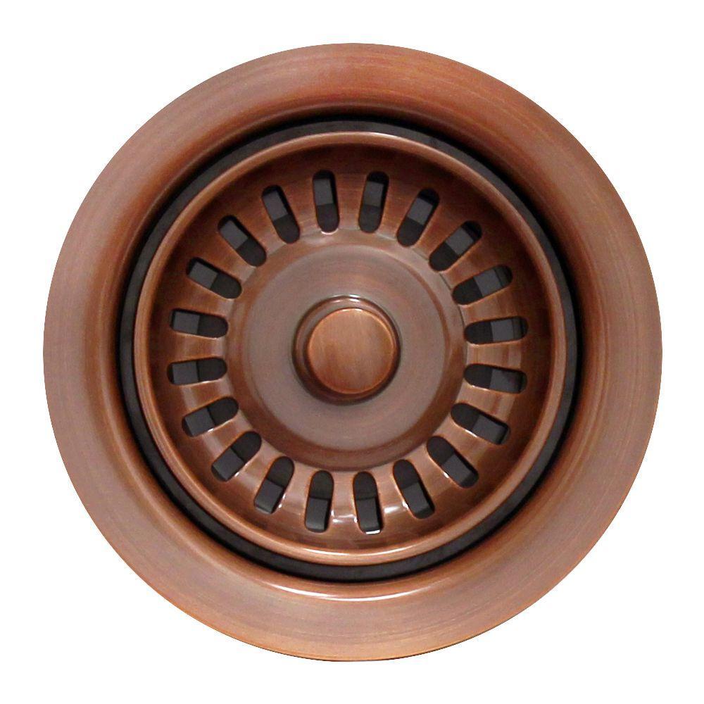 Antique Copper - Shower and Bathtub Parts & Repair - Plumbing Parts ...
