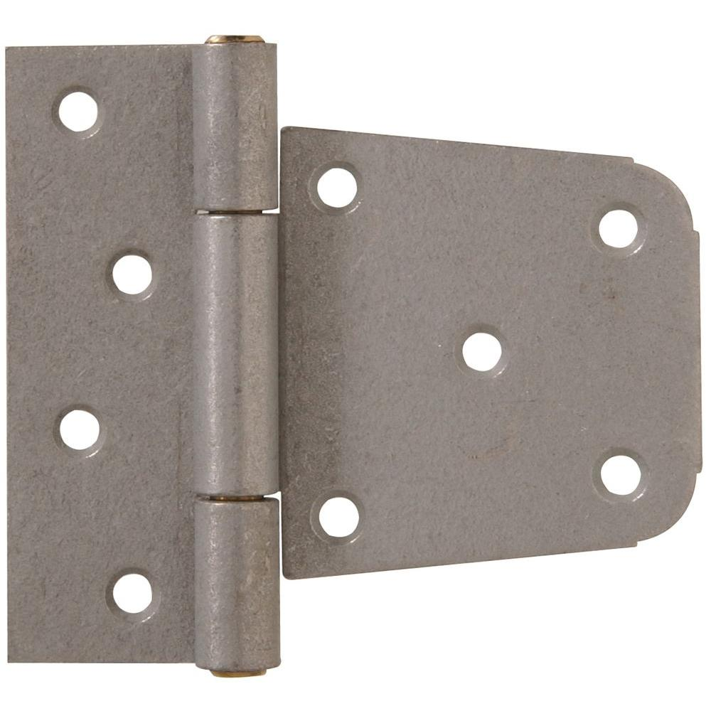 Heavy Duty T Hinge In Galvanized For
