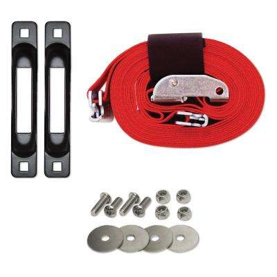 16 ft. x 2 in. Tailgate Strap with Cam