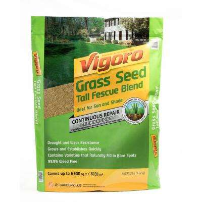20 lb. Tall Fescue Grass Seed Blend