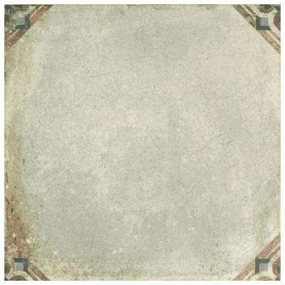 D'Anticatto Decor Savona 8-3/4 in. x 8-3/4 in. Porcelain Floor and Wall Tile (11.25 sq. ft. / case)