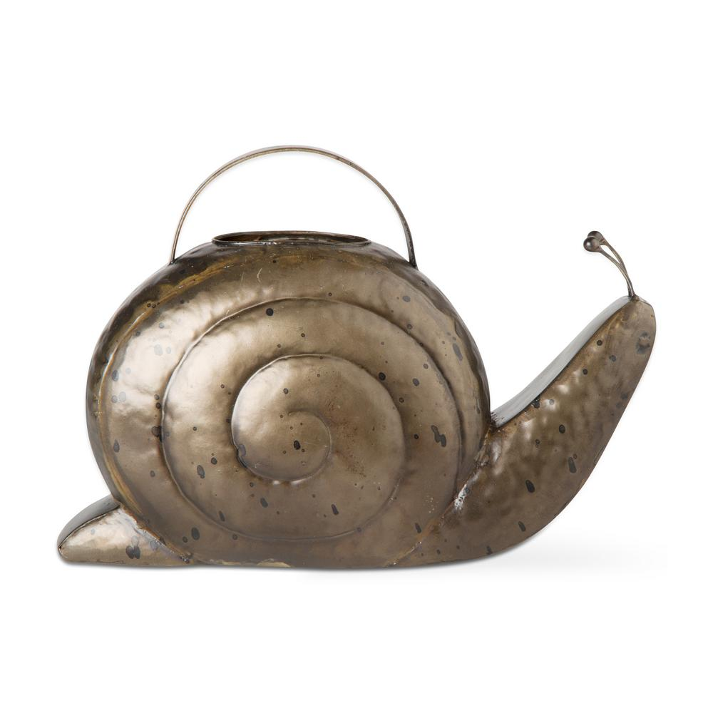 Tag Sammy 1/2 Gal. Snail Watering Can on watering plants inside, sprinklers for house plants, accessories for house plants, watering plants with soda, self watering plants, watering can watering plants, leaves for house plants, sink hose for watering plants, water plants, watering globes for indoor plants, watering sticks for plants, vacation watering system for plants, bedroom decorating with plants, baskets for house plants, drip irrigation for house plants, hand watering plants, man watering plants, watering plants with milk jugs, metal watering can for plants,