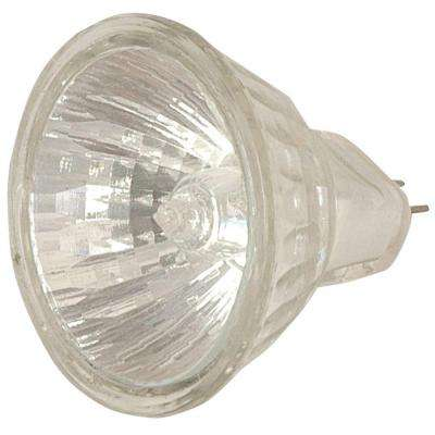 10-Watt Clear Glass MR-11 Halogen Replacement Light Bulb
