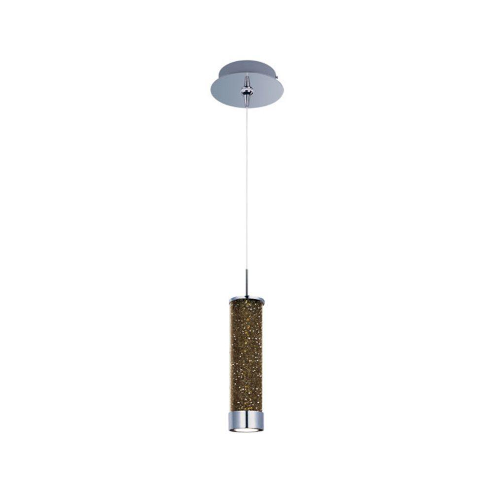 Filament Design Coit 1-Light Polished Chrome LED Ceiling Pendant