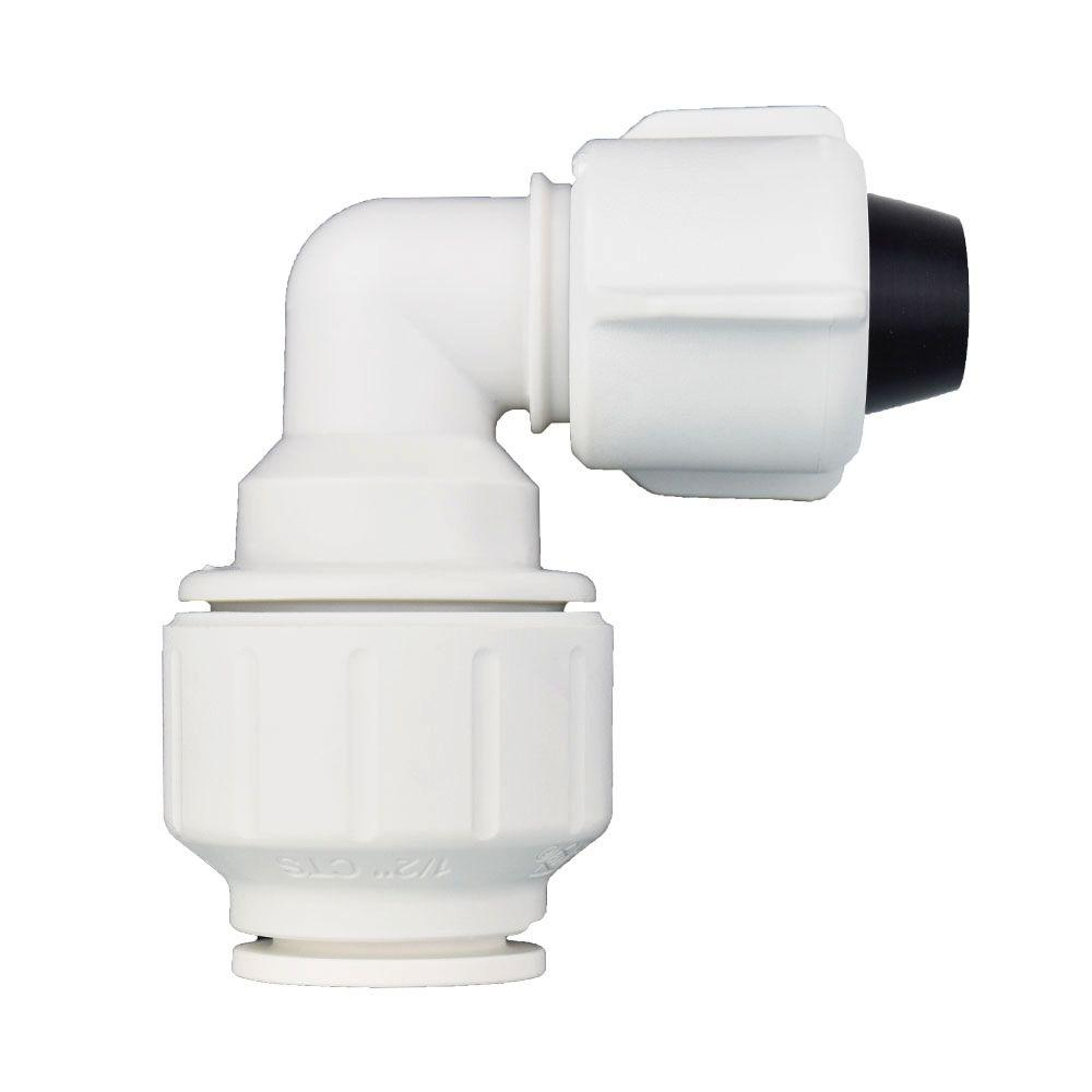 1/2 in. x 1/2 in. Plastic 90-Degree Push-to-Connect Female Swivel Elbow
