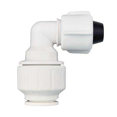 1/2 in. x 1/2 in. Plastic 90-Degree Push-to-Connect Female Swivel Elbow Contractor Pack (10-Pack)