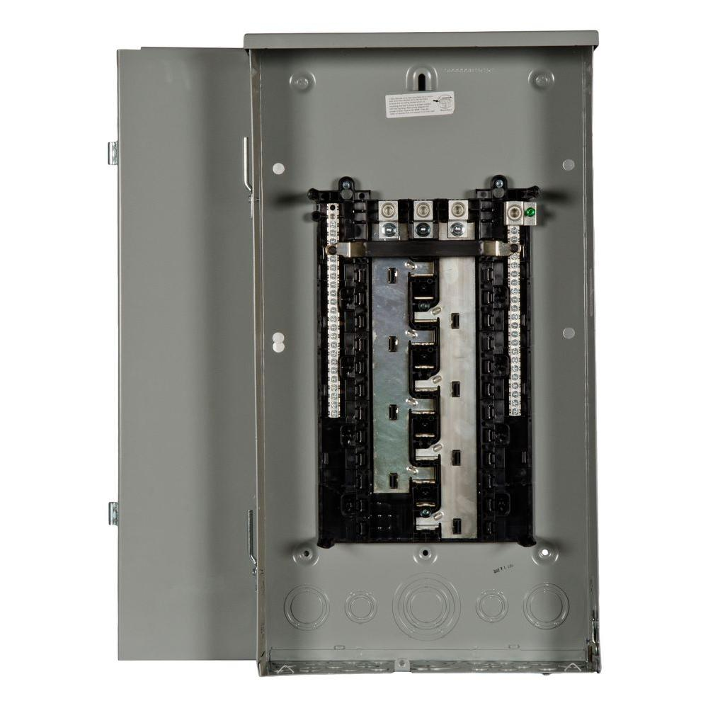 Siemens Es Series 200 Amp 24 Space 42 Circuit Main Lug Outdoor 3 Phase Load Center Sw2442l3200 The Home Depot