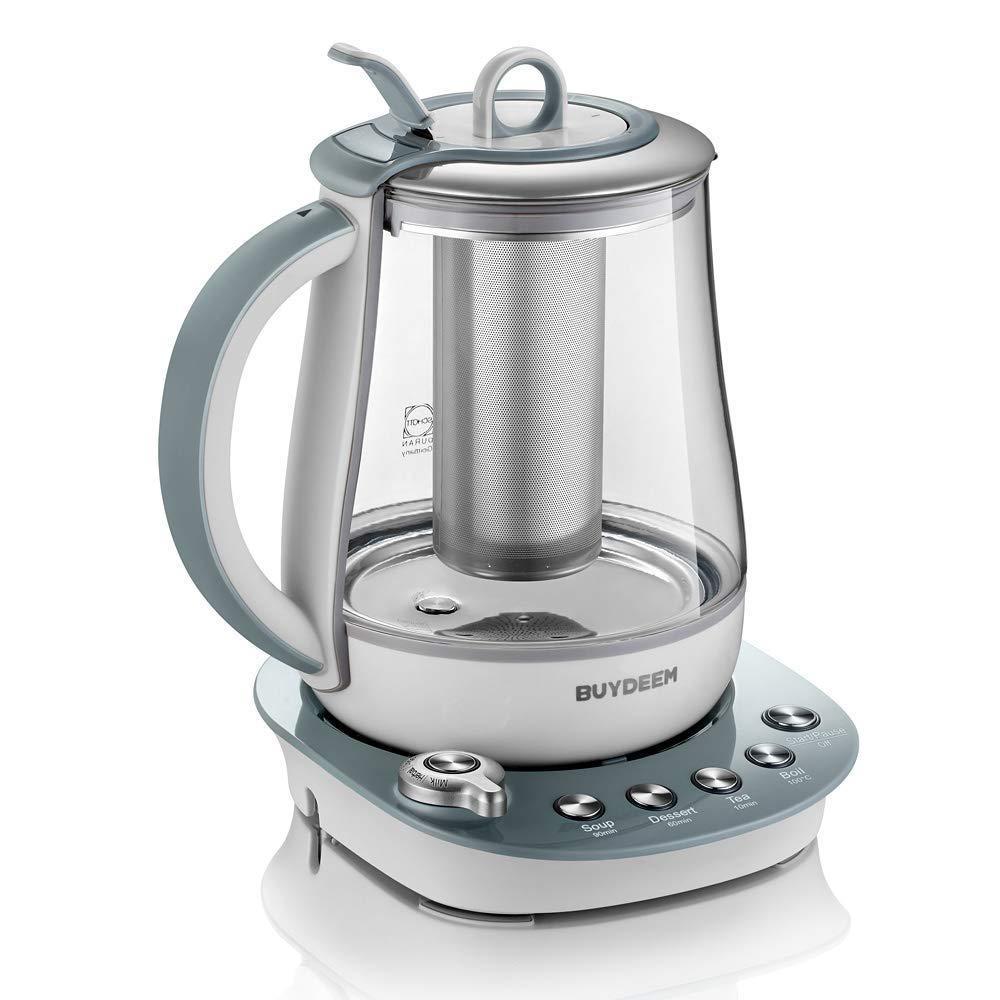 Health-Care 9-in-1 Programmable Beverage Tea Maker Kettle
