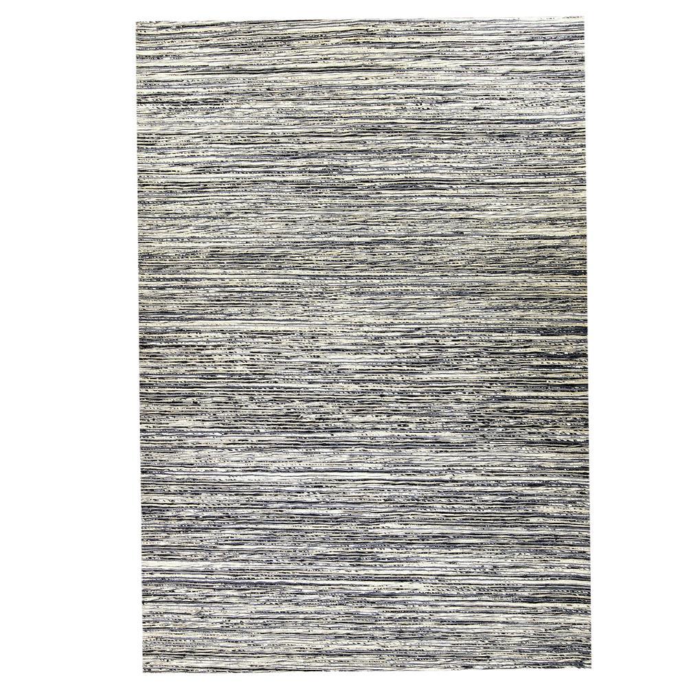 Sari Dark Gray 4 ft. x 6 ft. Area Rug