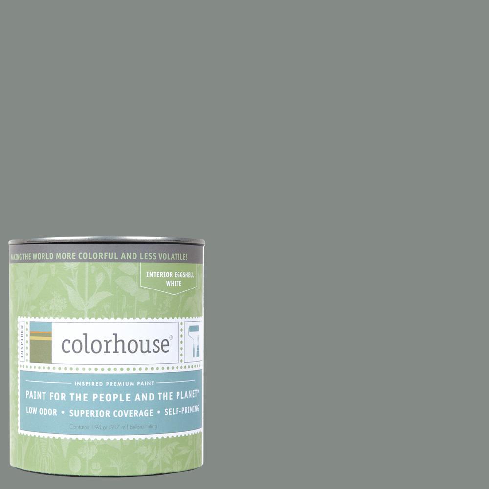 1 qt. Stone .07 Eggshell Interior Paint