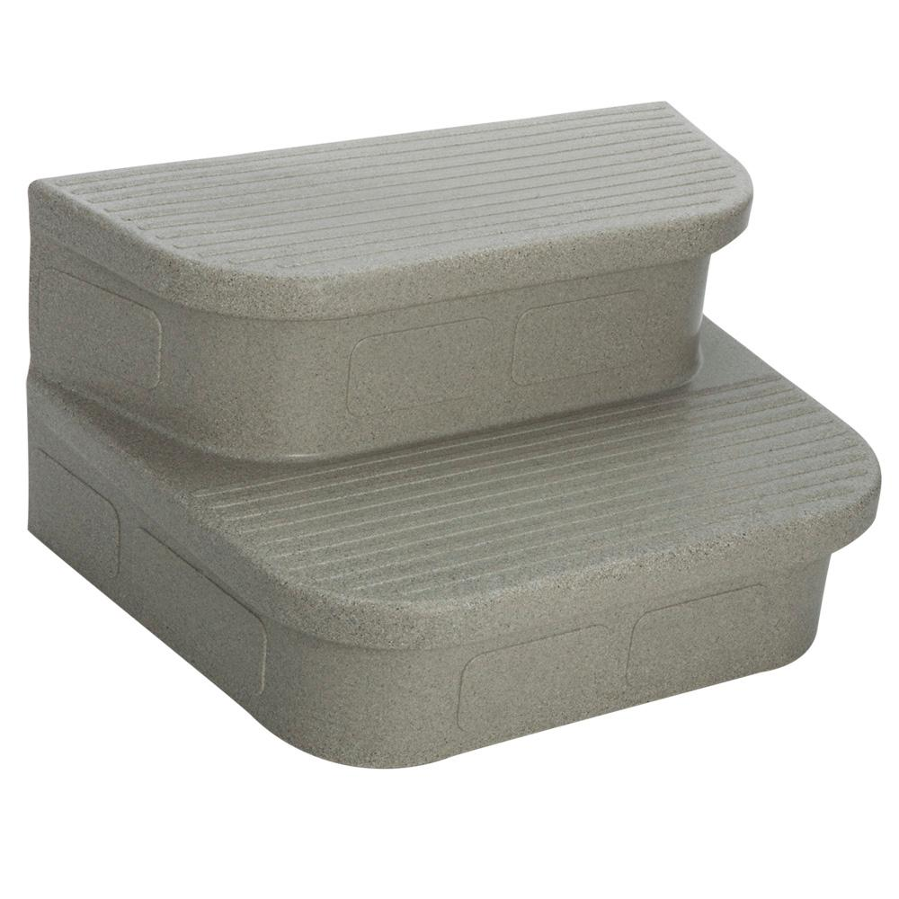 Lifesmart Sand Step for Rectangle and Square Hot Tubs