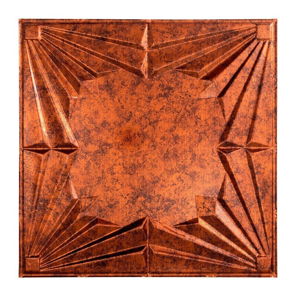 Copper ceiling tiles home depot
