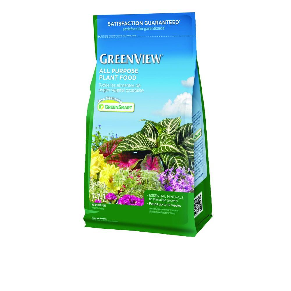 GreenView 4 lb. All Purpose Plant Food