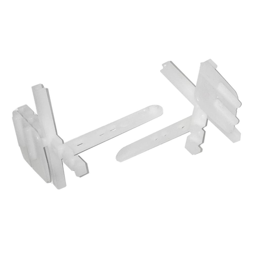 2-3/8 in. x 4 in. Glass Block Spacers (24-Piece per Bag)