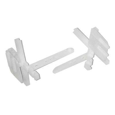 2-3/8 in. x 4 in. Glass Block Spacers (24-Piece per Bag)