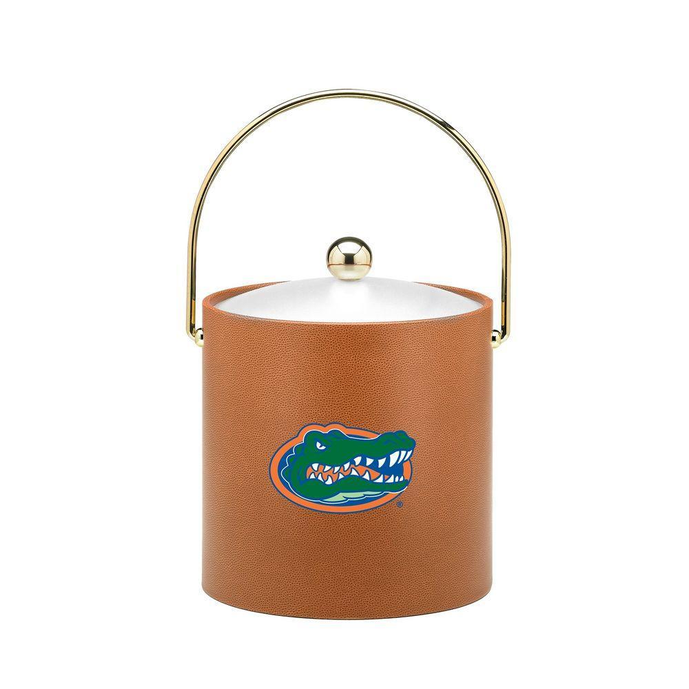 Kraftware Florida 3 Qt. Basketball Texture Ice Bucket