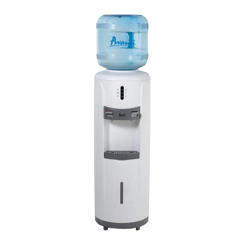 Hot and Cold Water Dispenser Filtration System