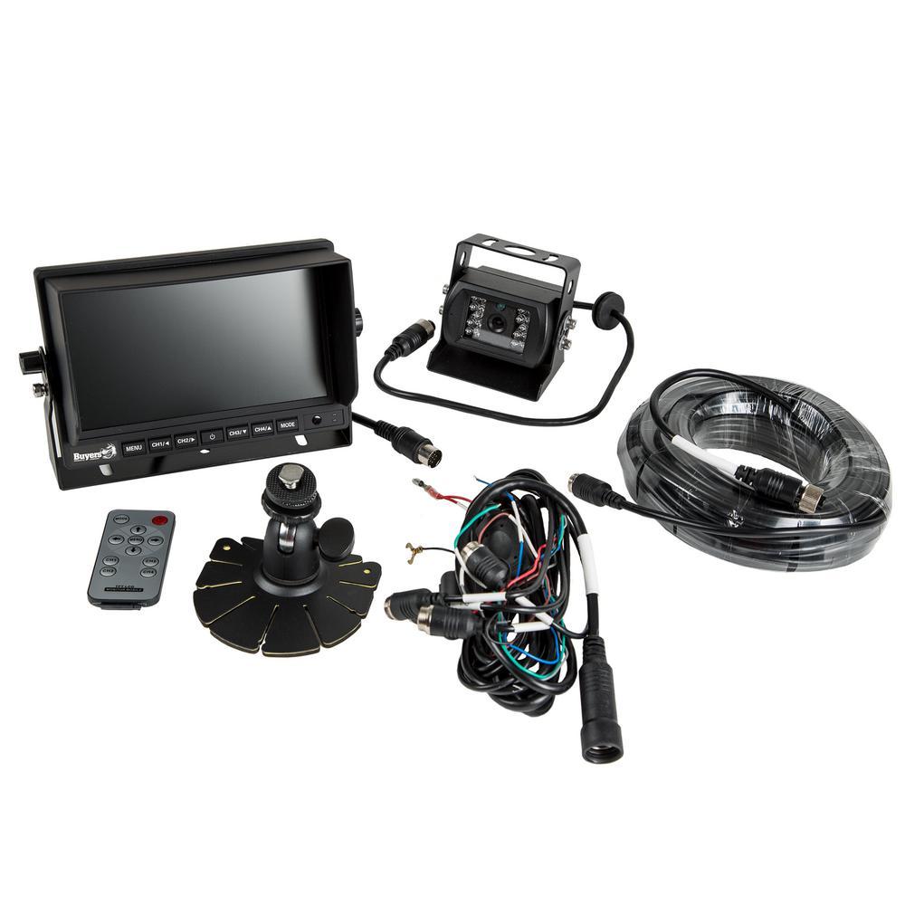 PEAK 4 3 in  Backup Camera-PKC1BU4 - The Home Depot
