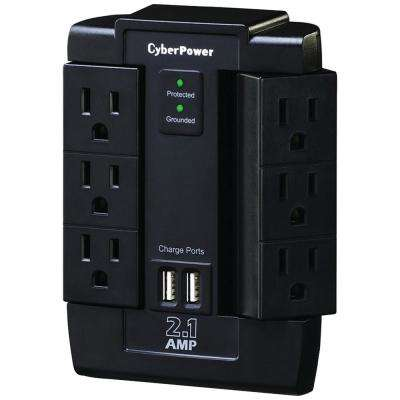 6-Outlet Professional Surge Protection