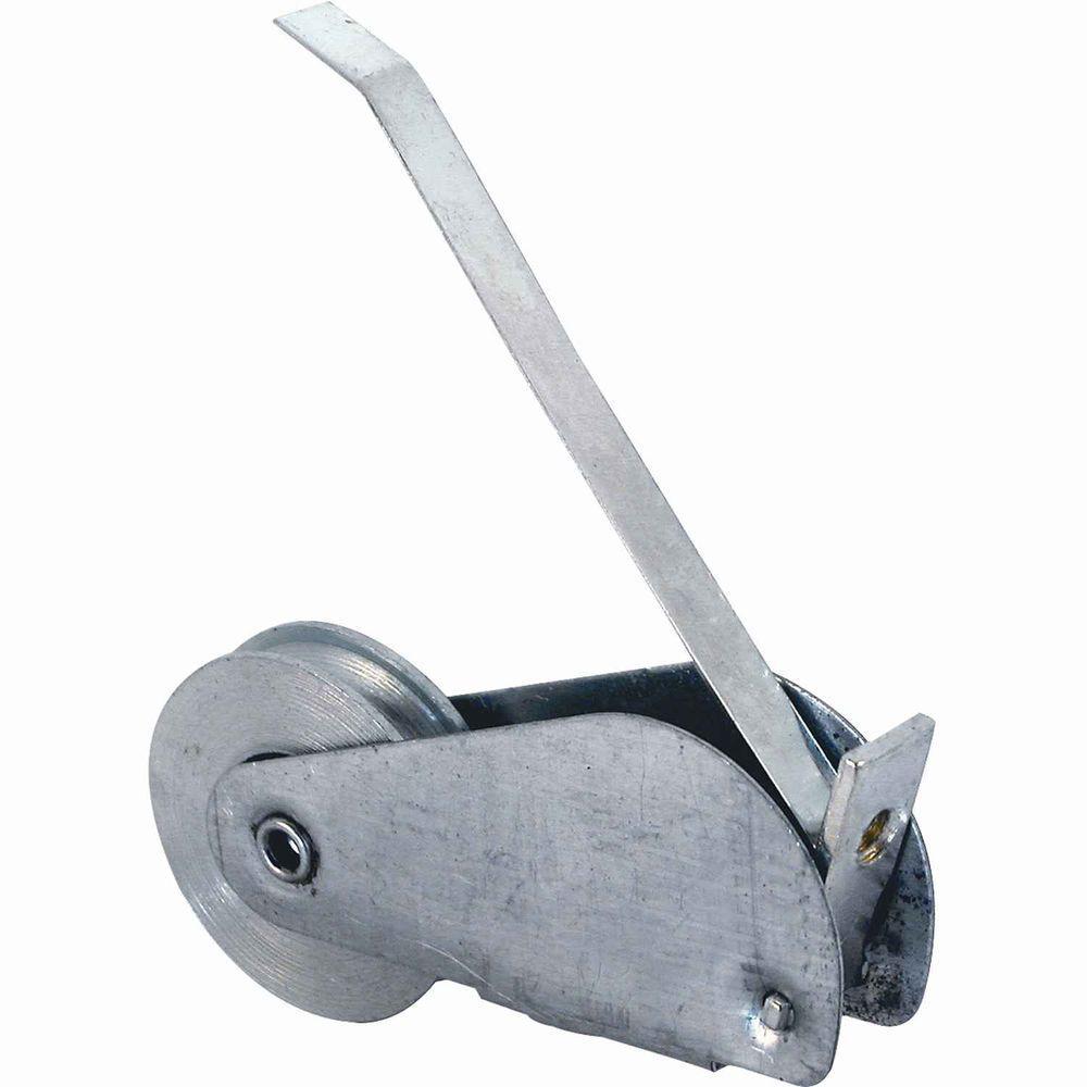 1 in. O.D. Sliding Screen Door Tension Steel Roller (2-Pack)