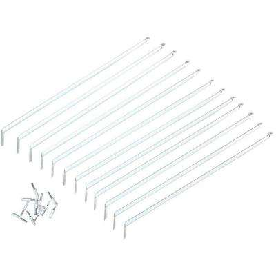 16 in. Shelving Support Bracket (12-Pack)