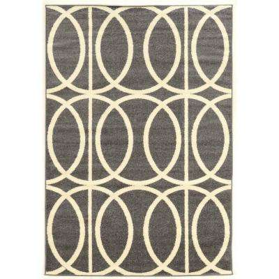 14 0 5 X 7 Art Deco Area Rugs Rugs The Home Depot