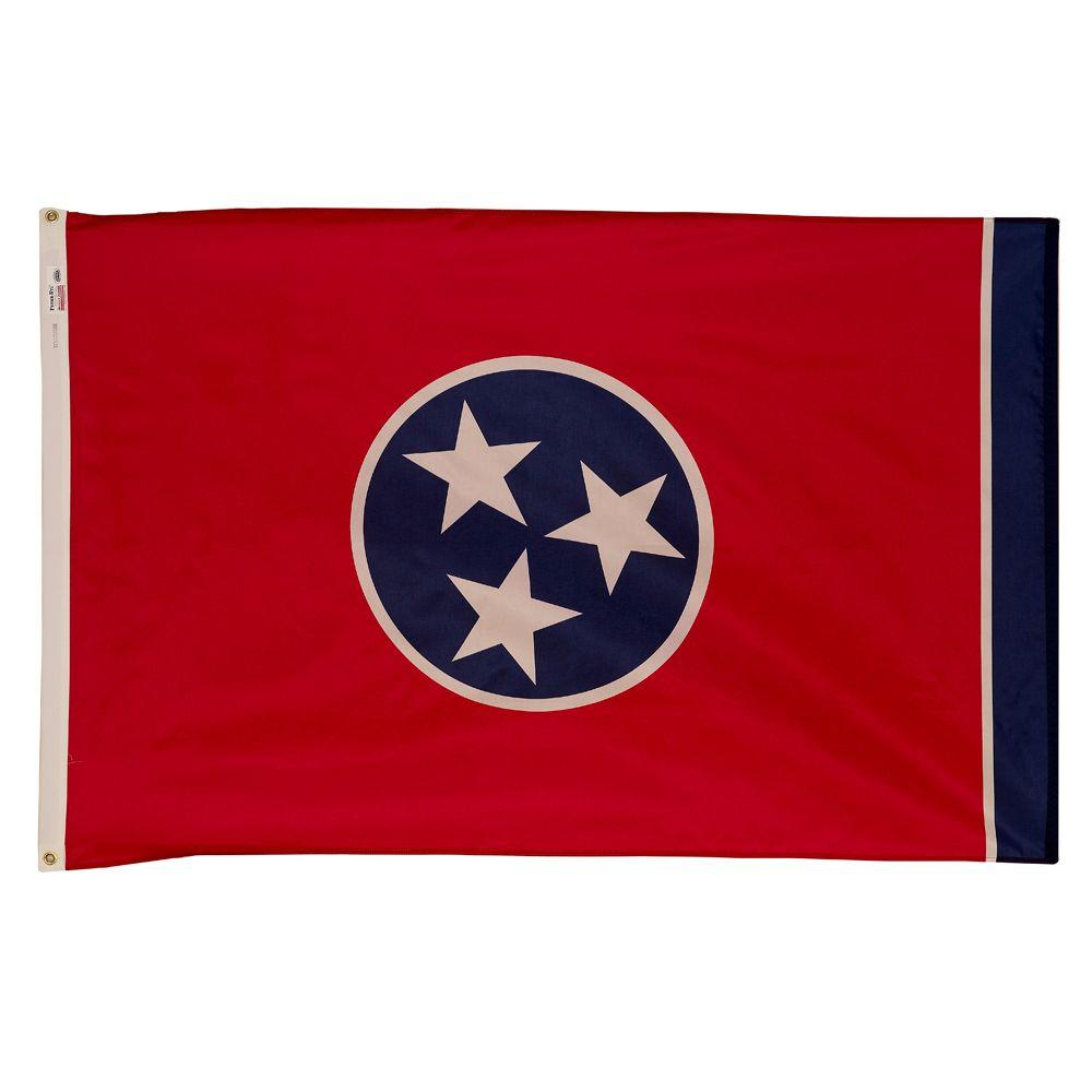 Valley forge flag 3 ft x 5 ft nylon tennessee state flag tn3 the valley forge flag 3 ft x 5 ft nylon tennessee state flag biocorpaavc Choice Image