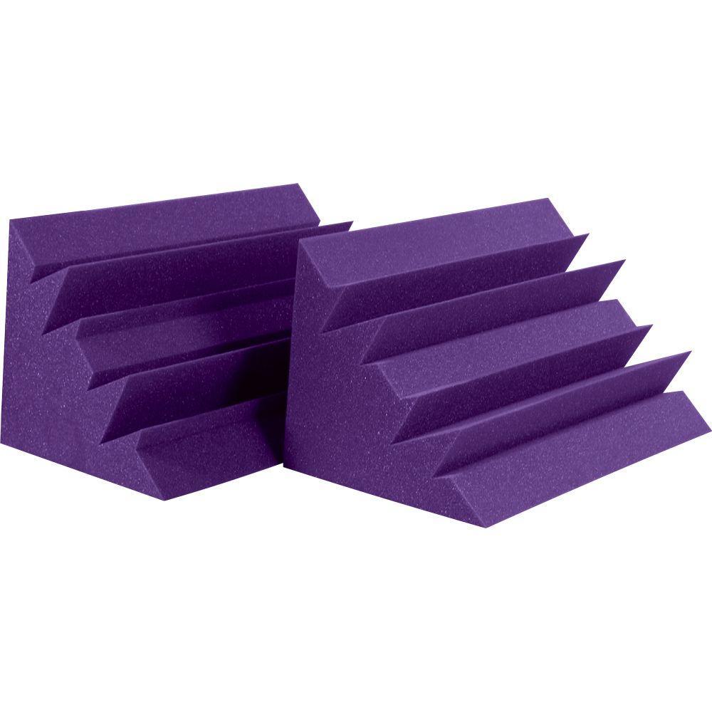 Auralex LENRD Bass Traps - Purple (8-Box)
