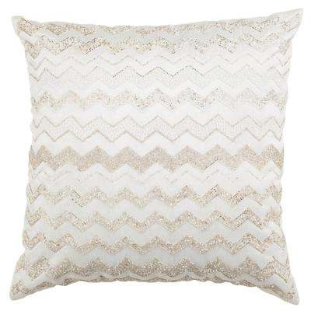 Olivia Flamestitch Pillow