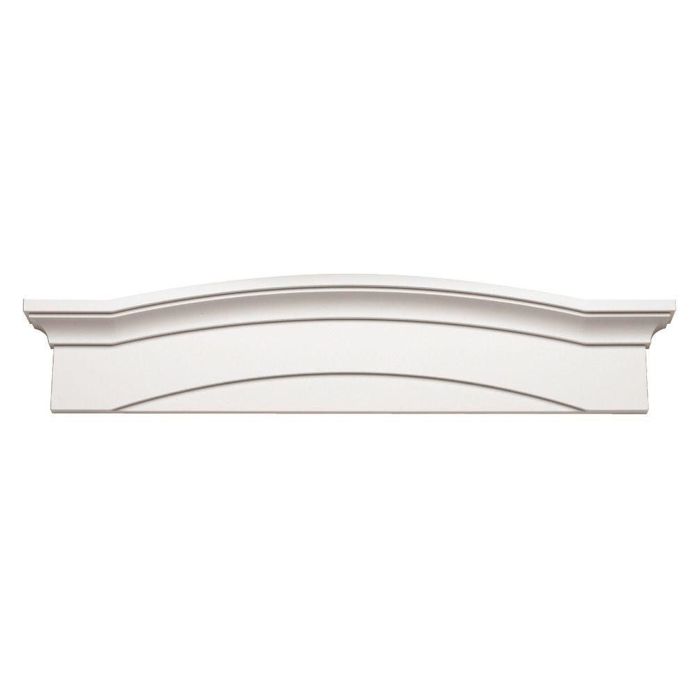 39-1/8 in. x 10-3/8 in. x 3-1/4 in. Polyurethane Window and