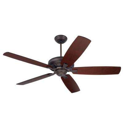Carrera 60 in. Oil Rubbed Bronze Ceiling Fan