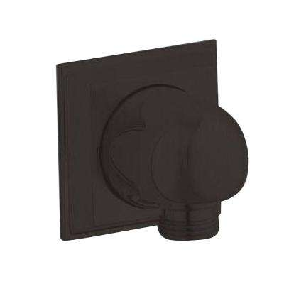 Memoirs Wall-Mount Metal Hand Shower Holder in Oil-Rubbed Bronze