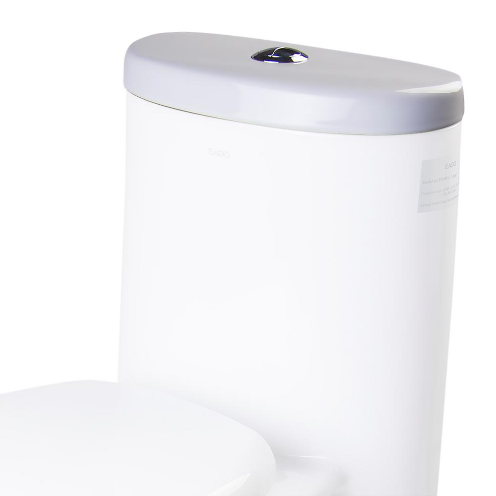 R-309LID Toilet Tank Cover in White