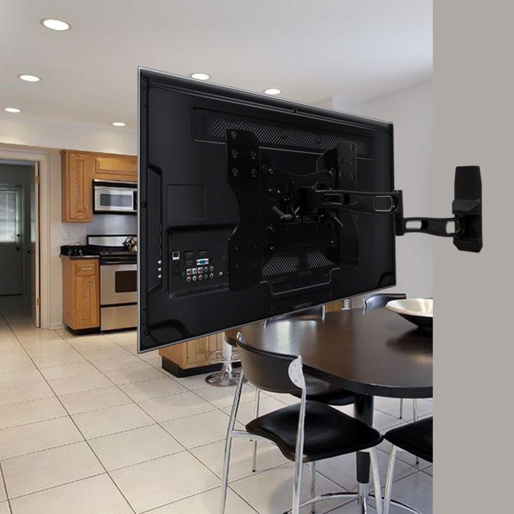 Full Motion Wall Mount with 29-Inch Extension for 32 to 65 TVs Aeon 40112