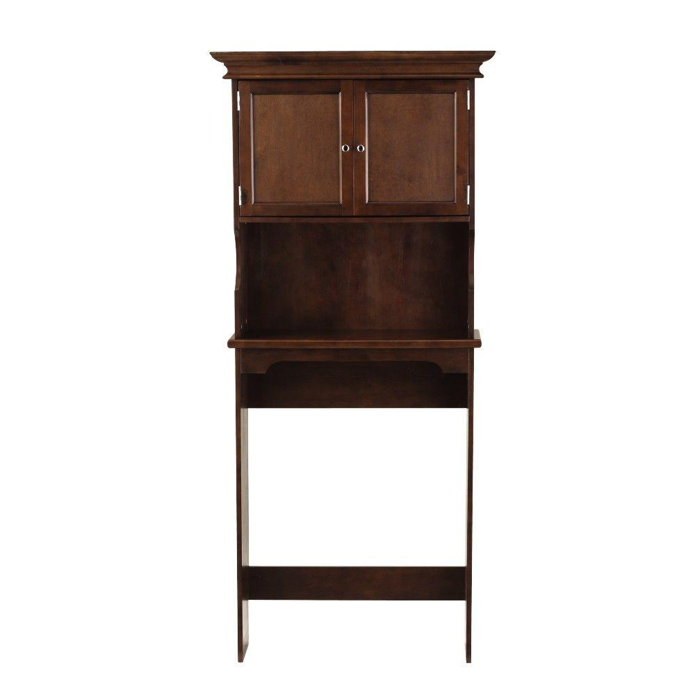 bathroom space saver cabinet home decorators collection hampton harbor 30 in w space 16664
