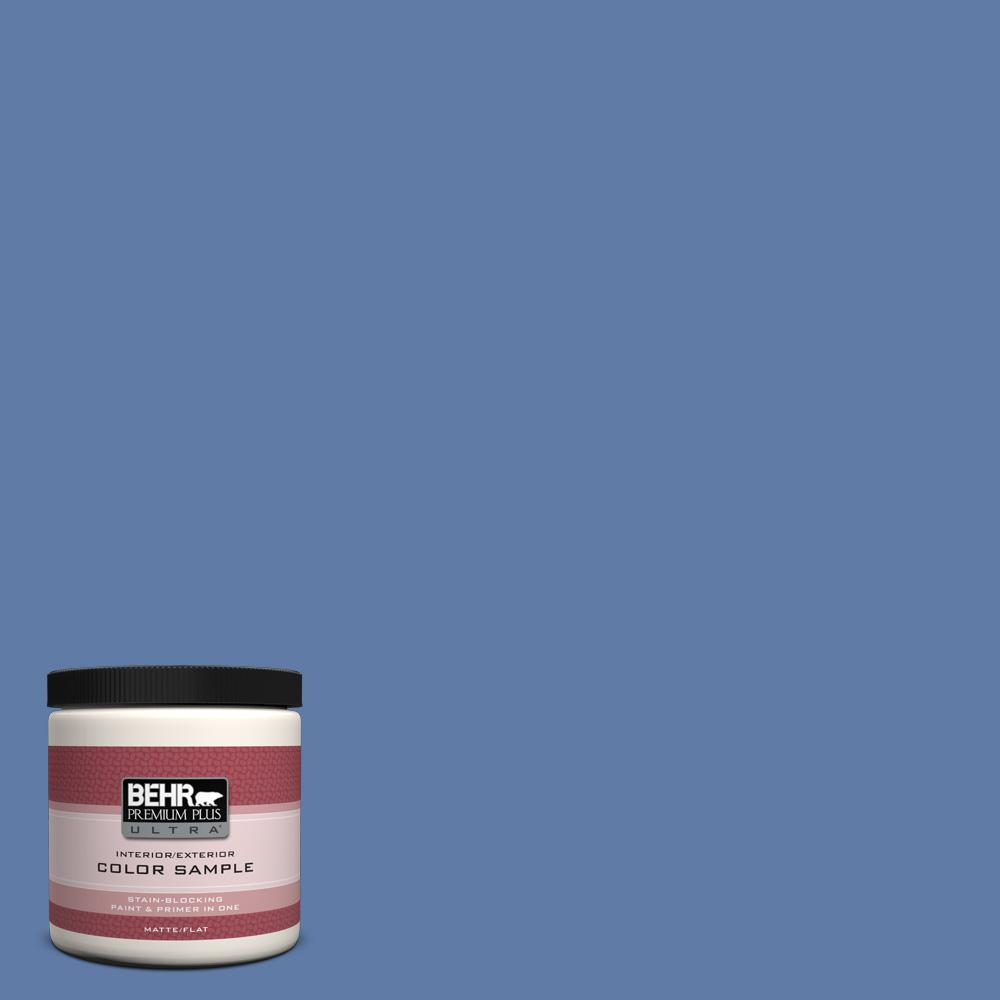 8 oz. #M540-6 Miracle Elixir Interior/Exterior Paint Sample