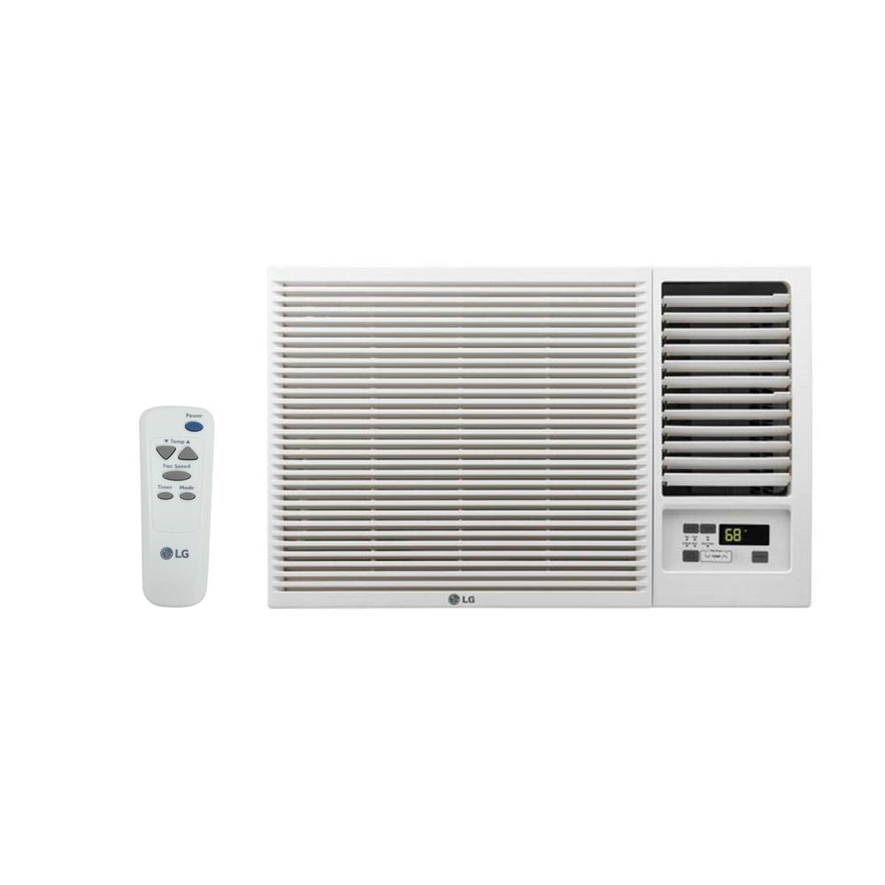 LG Electronics 7500 BTU 115Volt Window Air Conditioner with Cool