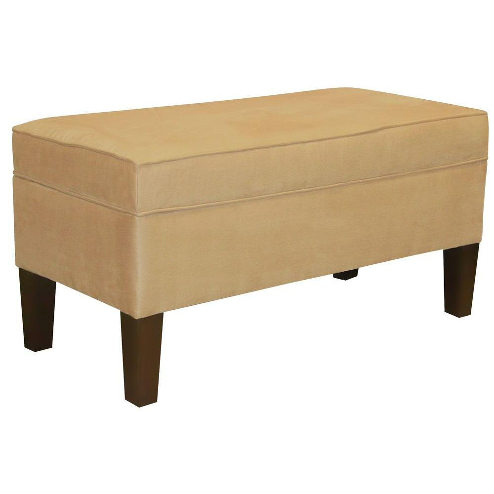 Home Decorators Collection Saddle Bench