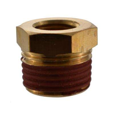 1/2 in. Male x 1/4 in. Female NPT Coupler